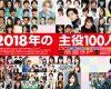 日経エンタテインメントが選ぶ2018年の主役100人に船木結