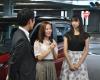 モーニング娘。小田さくら・牧野真莉愛が三菱自動車のサポカーを体感!