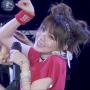田中れいながライブで加賀楓のリストバンドをしてる件